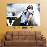 Ray Lewis Entrance Mural Wall Decal