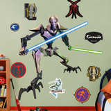 General Grievous Wall Decal