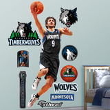 Ricky Rubio Wall Decal