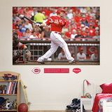 Joey Votto Mural Wall Decal