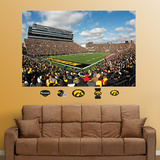Iowa Kinnick Stadium Mural Wall Decal