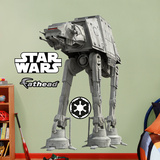 AT-AT Vinilo decorativo