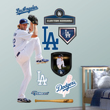 Clayton Kershaw Wall Decal