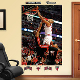 Taj Gibson Dunk Mural Wall Decal