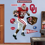 Adrian Peterson Oklahoma Wall Decal