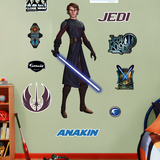 Anakin Skywalker Wall Decal