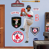 Pedro Martinez   Wall Decal