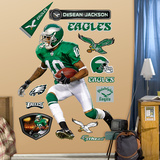 DeSean Jackson Throwback Wall Decal