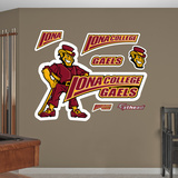 Iona College Logo Wall Decal