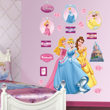 Disney Princesses Wall Decal