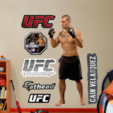 Cain Velasquez  Muursticker