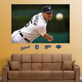 Justin Verlander Mural Wall Decal