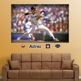 Nolan Ryan Astros Mural &#160; Wall Decal