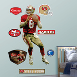 Steve Young Wall Decal