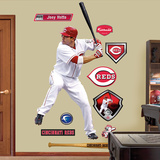 Joey Votto Wall Decal