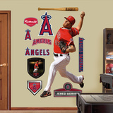 Jered Weaver   Wall Decal