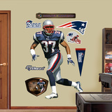 Rodney Harrison Wall Decal
