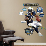 Ryan Matthews   Wall Decal