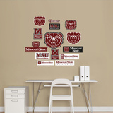 Missouri State Jr Logosheet Wall Decal Wall Decal