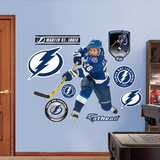Martin St Louis Mode (wallstickers)