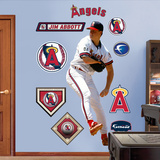 Jim Abbott Wall Decal