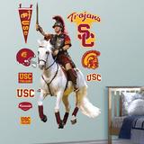 USC Traveler Wall Decal