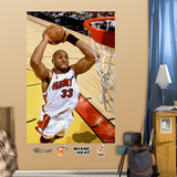Alonzo Mourning Mural Wall Decal