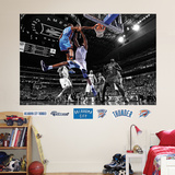 Kevin Durant Dunk Mural Wall Decal
