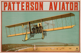Patterson Aviator Wall Decal by Henry Ford