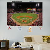 2011 WS Stadium Mural Wall Decal