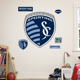 Sporting Kansas City Logo Vinilos decorativos