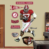 Marcell Dareus Alabama Wall Decal