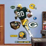 James Lofton Wall Decal