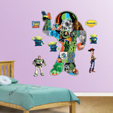Disney Toy Story Montage Wall Decal