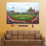 Los Angeles Angels of Anaheim Stadium Mural   Wall Decal