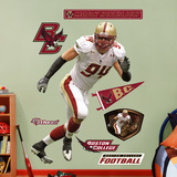 Mark Herzlich Boston College   Wall Decal