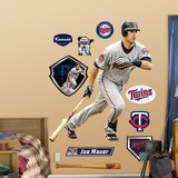 Joe Mauer   Wall Decal