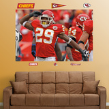 Eric Berry Salute Mural Wall Decal