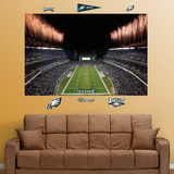 Philadelphia Eagles Stadium Mural Wall Mural
