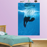 Sea World Shamu Dive Mural Wall Decal