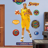 Candace Parker Wall Decal