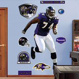 Michael Oher Wall Decal