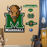 Marshall University Logo Wall Decal