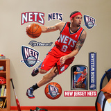 Deron Williams   Wall Decal