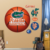 University of Florida Basketball Logo   Wall Decal