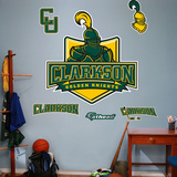 Clarkson University Logo Wall Decal