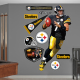 Ben Roethlisberger 2011 Edition Wall Decal