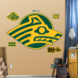 Alaska Anchorage Wall Decal