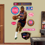 Joe Dumars Wall Decal