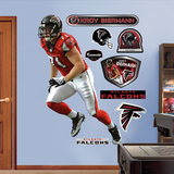Kroy Biermann Wall Decal